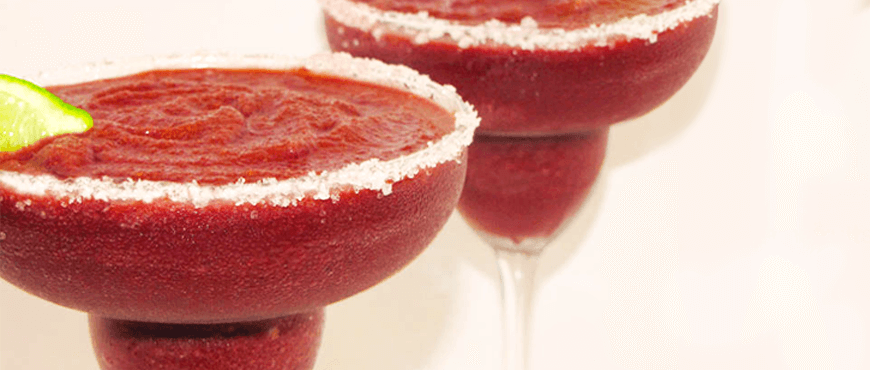 acai berry margaritas