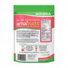 back of goiaba puree package