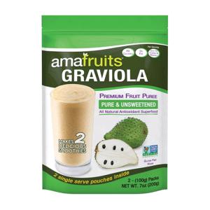 graviola puree package