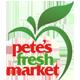 Pete's Fresh Market logo