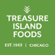 Treasure Island Foods logo